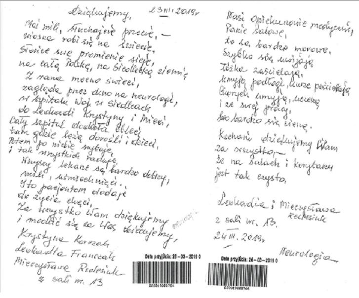 Mazowiecki Szpital Wojewódzki Im św Jana Pawła Ii W Siedlcach